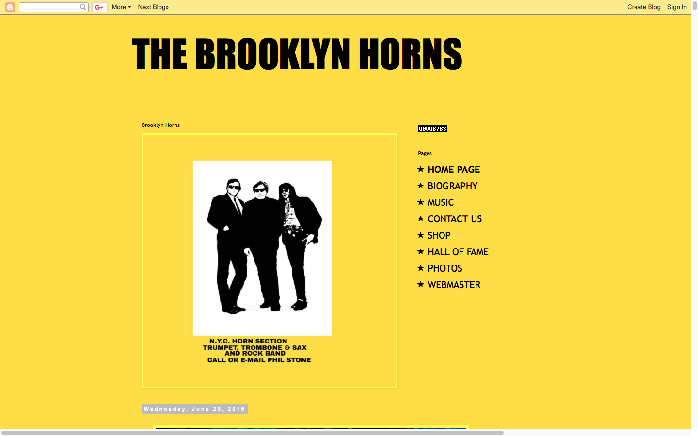 The Brooklyn Horns