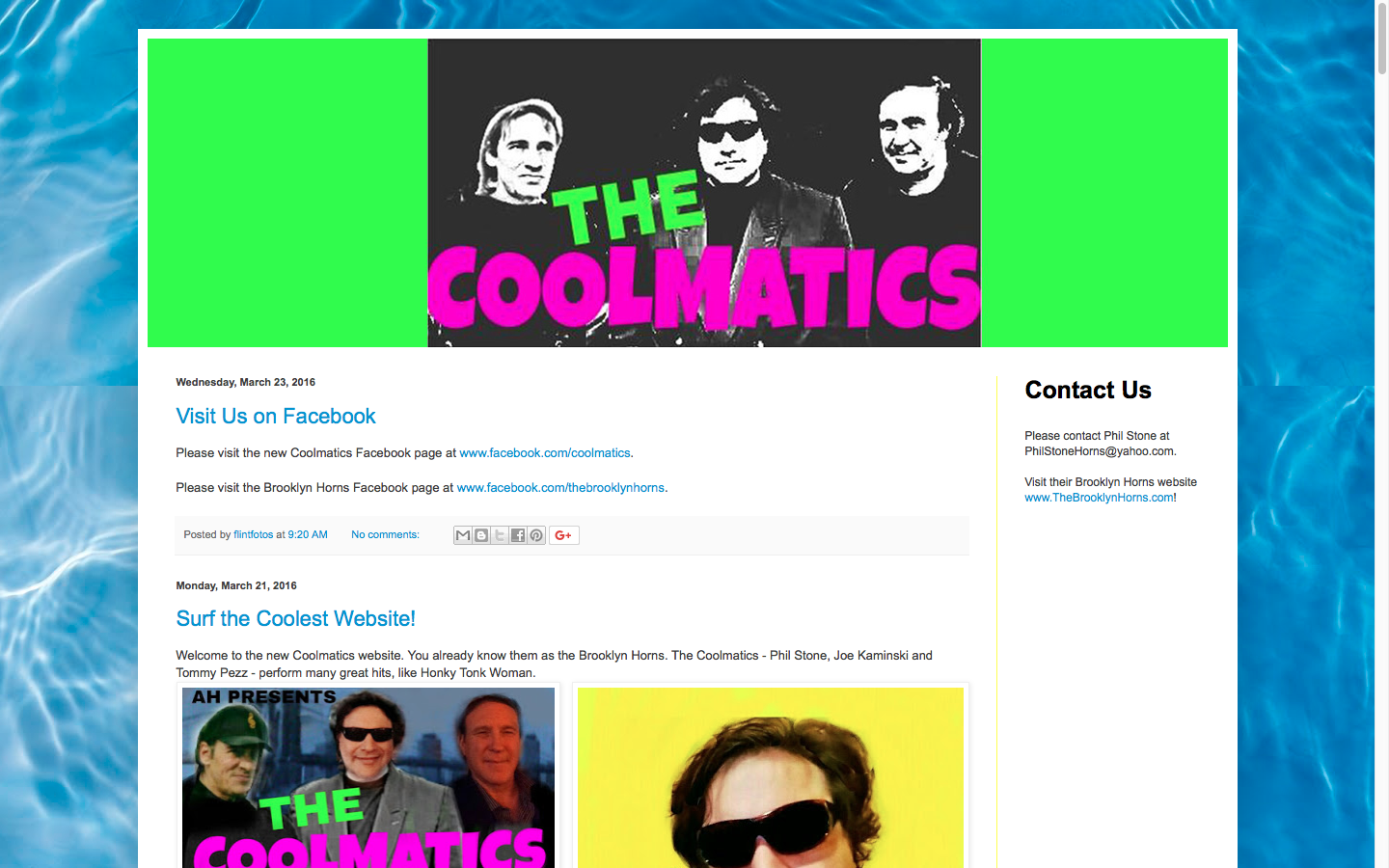 The Coolmatics